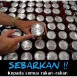 Hati-hati Bahaya Minuman Tin
