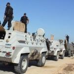 Tentera Mesir dan Israel Bekerjasama Di Sinai