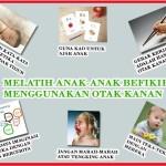 Tips Untuk Aktifkan Otak Kanan Anak-anak