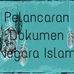 Pelancaran Dokumen Negara Islam